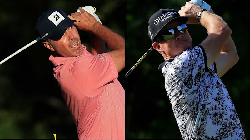 Watch: Kuchar, Gay make holes-in-one within minutes of each other