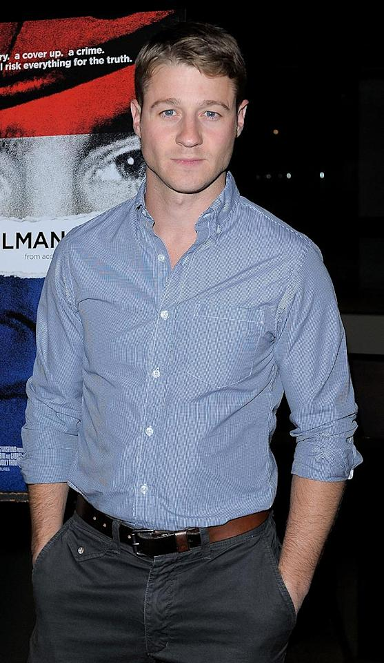 "September 12: Benjamin McKenzie turns 32 Charley Gallay/<a href=""http://www.wireimage.com"" target=""new"">WireImage.com</a> - August 12, 2010"