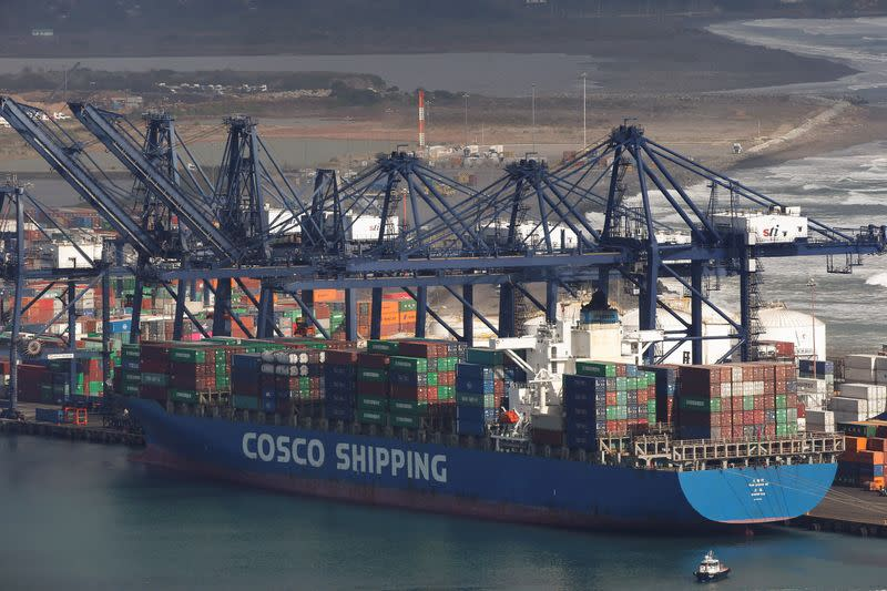 U.S. renews waiver on COSCO's Dalian tanker unit hit by Iran sanctions