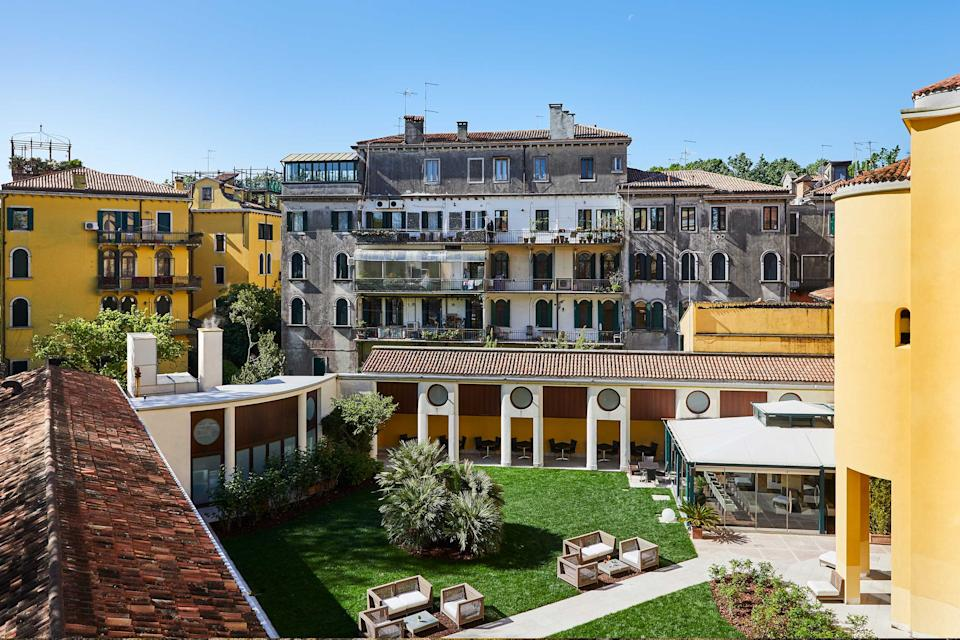 Hotel Indigo Venice - Sant'Elena from IHG Hotels & Resorts