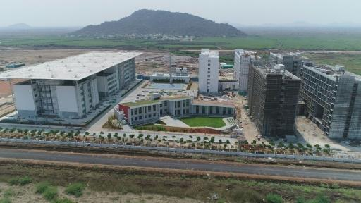 A staggering $15 billion is needed to transform Amaravati from a few shiny buildings, villages and thousands of acres of agricultural land into the envisioned capital of Andhra Pradesh, one of India's largest states
