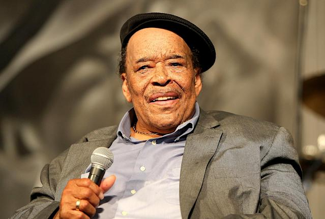 <p>James Cotton was a harmonica player and singer who performed and recorded with many of the great blues artists of his time, including B.B. King and Muddy Waters. He died March 16 of pneumonia at the age of 81.<br> (Photo: Jeffrey Ufberg/WireImage) </p>