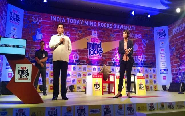 Na lunga, na dunga: Checked corruption, acted against erring officials, says Assam CM Sonowal at Mind Rocks