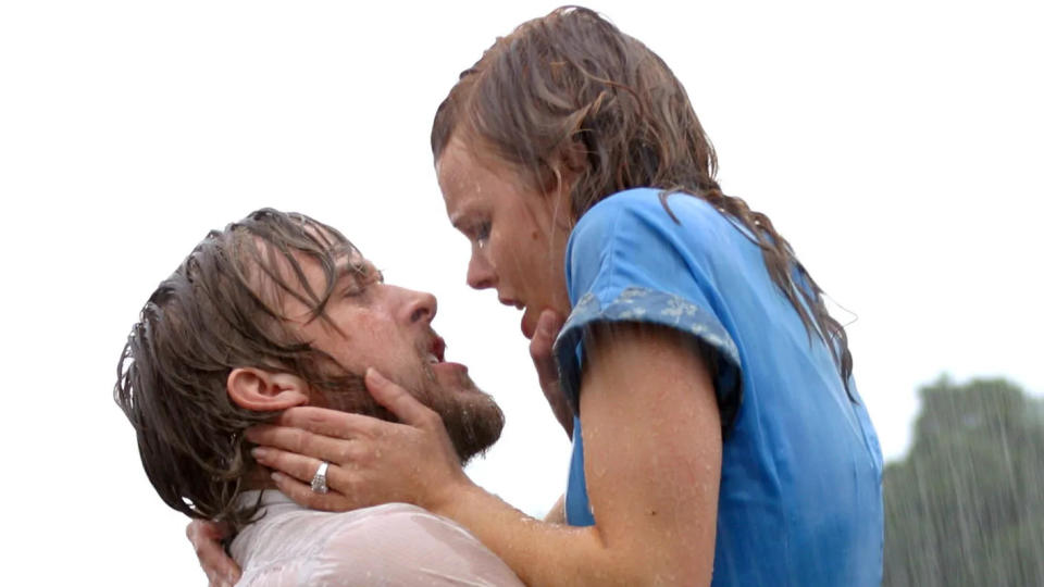 'The Notebook'. (Credit: New Line Cinema)
