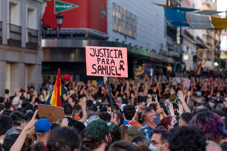 (Photo by Guillermo Gutierrez Carrascal/SOPA Images/LightRocket via Getty Images)