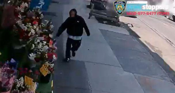 PHOTO: The New York City Police Department released this image of a man who was later arrested for allegedly attacking Asian Americans on three separate occasions. (New York City Police Department)