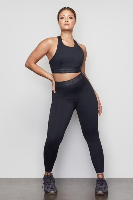 <p>You won't be constantly pulling up these <span>Icon Leggings</span> ($89) while you work out. </p>