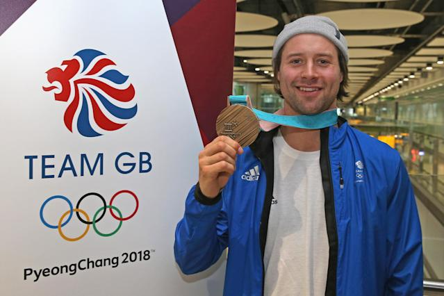 Billy Morgan: The Olympic hero who is not full of Big Air...