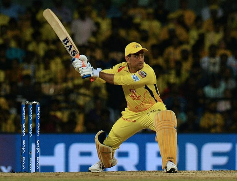 Mahendra Singh Dhoni said he would return for Chennai Super Kings