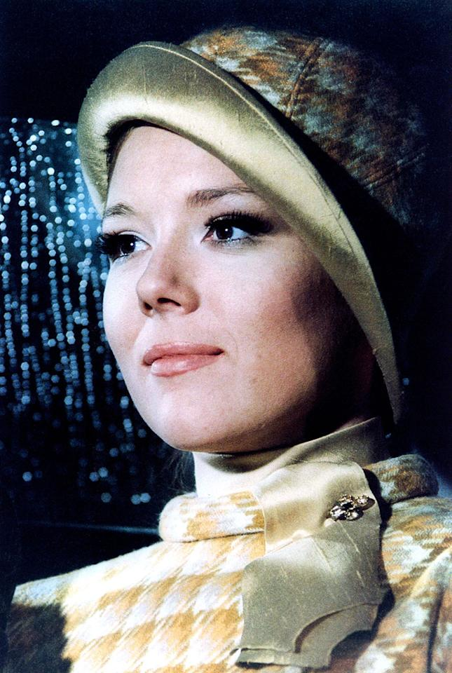 """COUNTESS TRACY DI VICENZO, aka TRACY BOND   MOVIE: <a href=""""http://movies.yahoo.com/movie/1800102868/info"""">On Her Majesty's Secret Service</a>  ACTRESS: <a href=""""http://movies.yahoo.com/movie/contributor/1800030130"""">Diana Rigg</a>  ALLEGIANCE: Daughter of Mafia boss Marc-Ange Draco.  LAST SEEN: Happily married to Bond. Then she gets shot.  SPECIAL SKILLS: Reckless driving, reckless gambling, reckless bobsledding, being reckless enough to marry James Bond."""