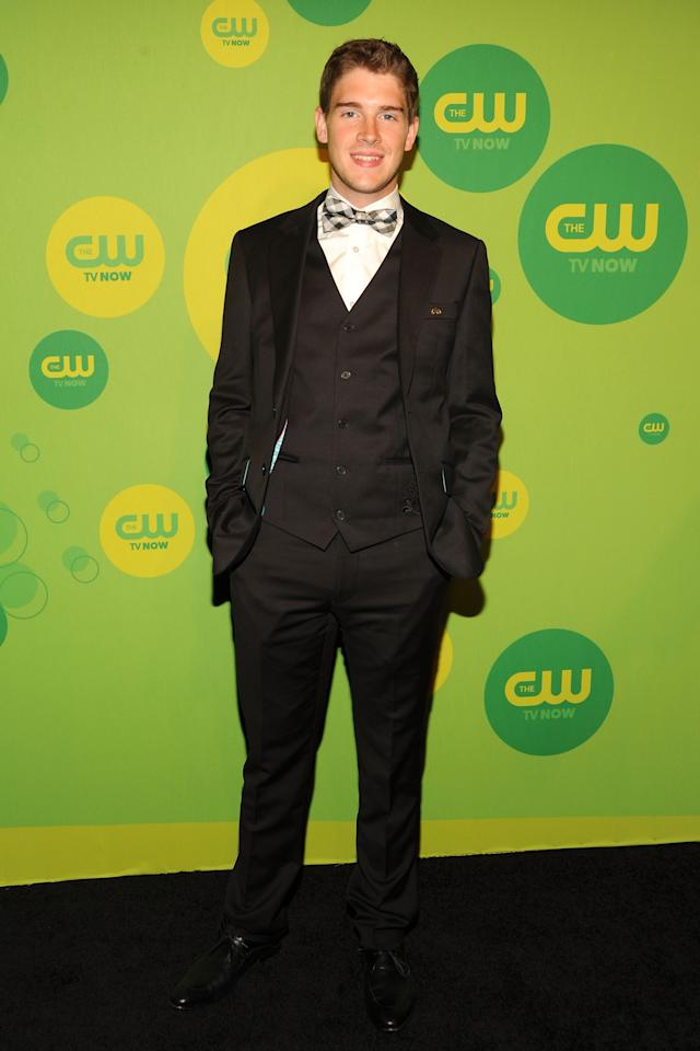 NEW YORK, NY - MAY 16:  Actor Brendan Dooling attends The CW Network's New York 2013 Upfront Presentation at The London Hotel on May 16, 2013 in New York City.  (Photo by Ben Gabbe/Getty Images)
