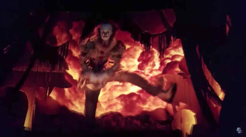 Someone Is Dubbing Songs Over That Creepy Dancing Scene From 'It'