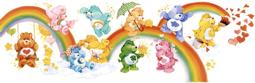 <b>1980s: Classic Series</b><br><br>The original 10 Care Bears that started it all were Tenderheart Bear, Cheer Bear, Bedtime Bear, Birthday Bear, Wish Bear, Friend Bear, Good Luck Bear, Grumpy Bear, Love-a-Lot Bear, and Funshine Bear. The made their debut in 1982 and still going strong 30 years later.