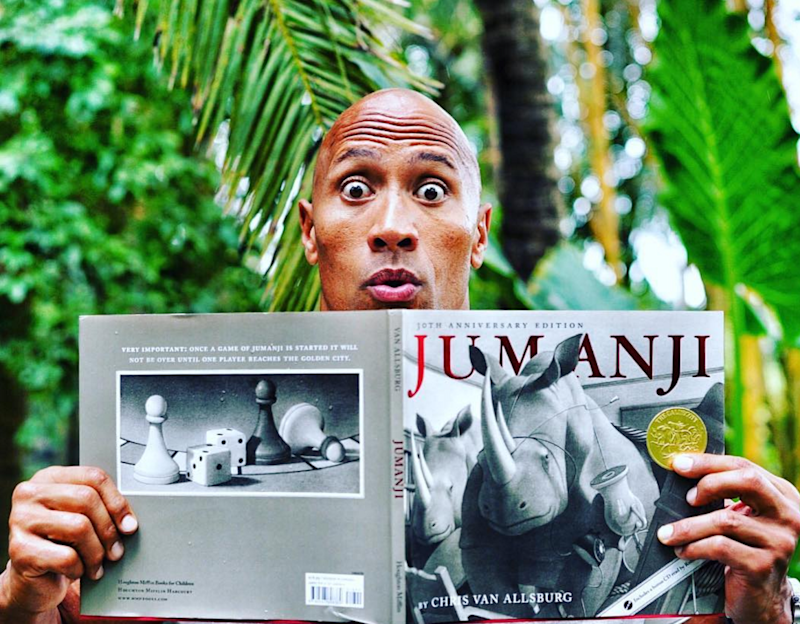 Photo credit: Dwayne Johnson / Instagram