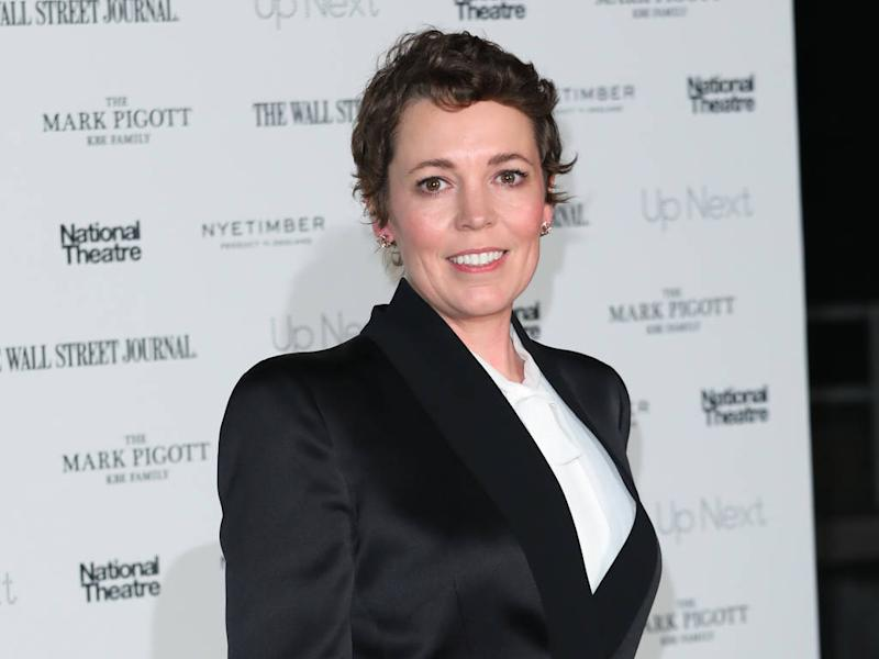 Olivia Colman struggled to drop The Favourite weight ahead of The Crown shoot