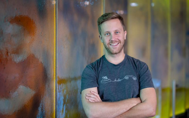 Monzo co-founder Tom Blomfield - Geoff Pugh