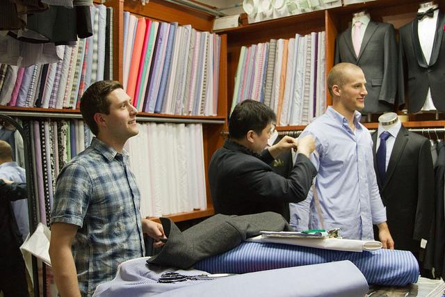 Tailored Shirts South Bund Fabric Market