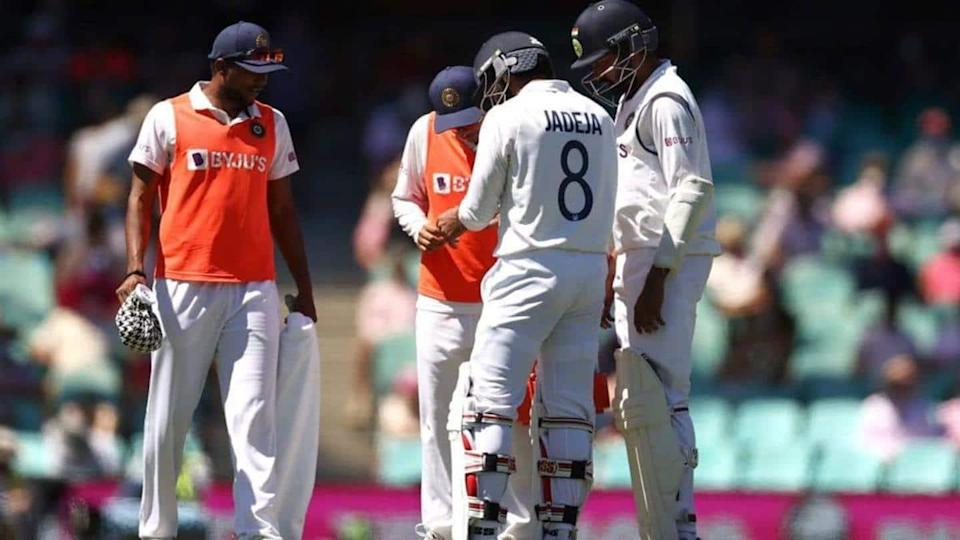 Jadeja took injections to bat on Day 5 in Sydney