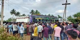 2 killed, 20 injured as bus carrying pilgrims rams into truck in Odisha