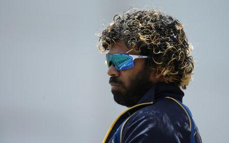 Britain Cricket - Sri Lanka Nets - Sophia Gardens - June 11, 2017 Lasith Malinga during the nets Action Images via Reuters / Andrew Couldridge Livepic EDITORIAL USE ONLY.