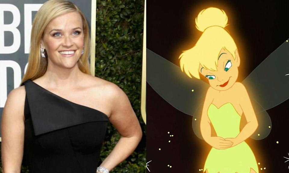 <p>Can you think of anyone more perfect to play Tinker Bell than Reese Witherspoon? Neither could Disney and now the <em>Big Little Lies</em> star will be leading and producing the spin-off movie centred on the Neverland fairy. No director is attached yet but the early screenplay was penned by Marti Noxon (<em>To the Bone</em>, <em>UnREAL</em>) and Elizabeth Shapiro (T<em>he Crossroads of History</em>) but now <em>Finding Dory's</em> Victoria Strouse has been brought in to spin some magic with the script. </p>