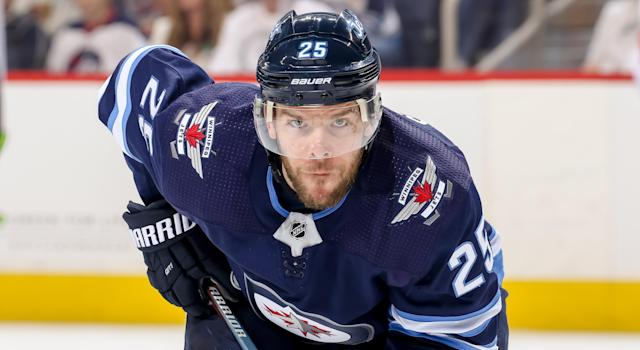 Paul Stastny was great for the Jets in the post-season, but is that enough to pay him nearly $7M a season?. (Getty Images)