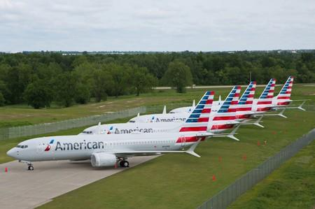 American Airlines cancels 737 Max flights through Sept. 3