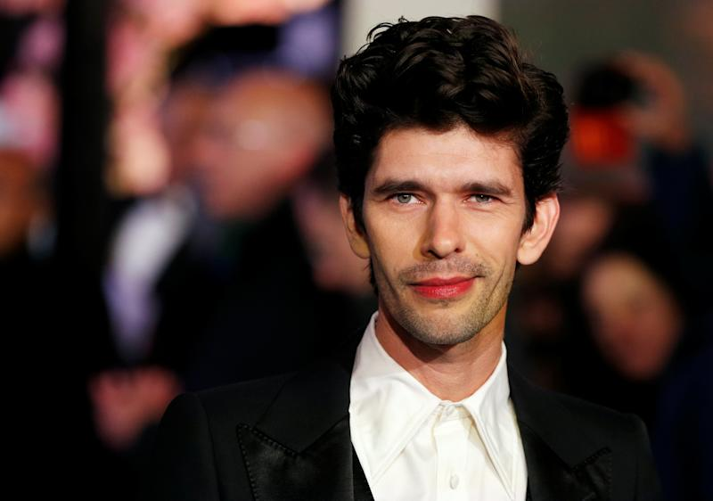 "Actor Ben Whishaw attends the European premiere of ""Mary Poppins Returns"" in London, Britain December 12, 2018. REUTERS/John Sibley"
