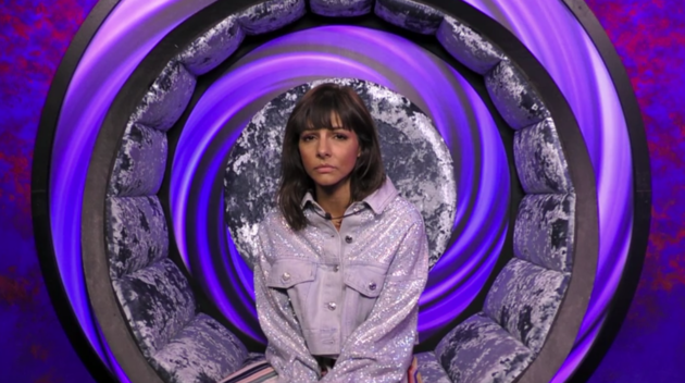 Roxanne Pallett was in the eye of a storm on 'Celebrity Big Brother'