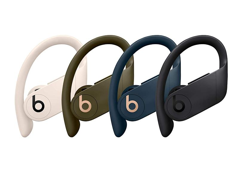 Powerbeats Pro - Totally Wireless Earphones. (Photo: Amazon)