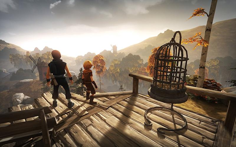 brothers a tale of two sons ps3 game