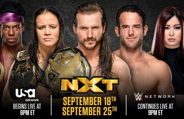WWE's Plans to Move NXT to USA Network Change – Kind of