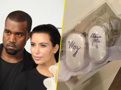 Guess What Kim Got Kanye for His First Father's Day