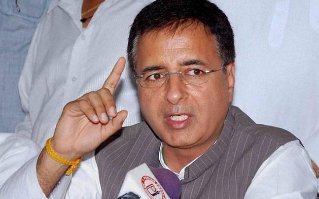 Reinstate BSF jawan Tej Bahadur, can our soldiers not even complain now? asks Congress leader Surjewala
