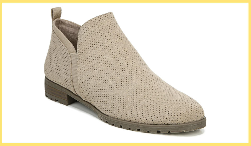 These booties are made for walkin'. (Photo: Nordstrom)
