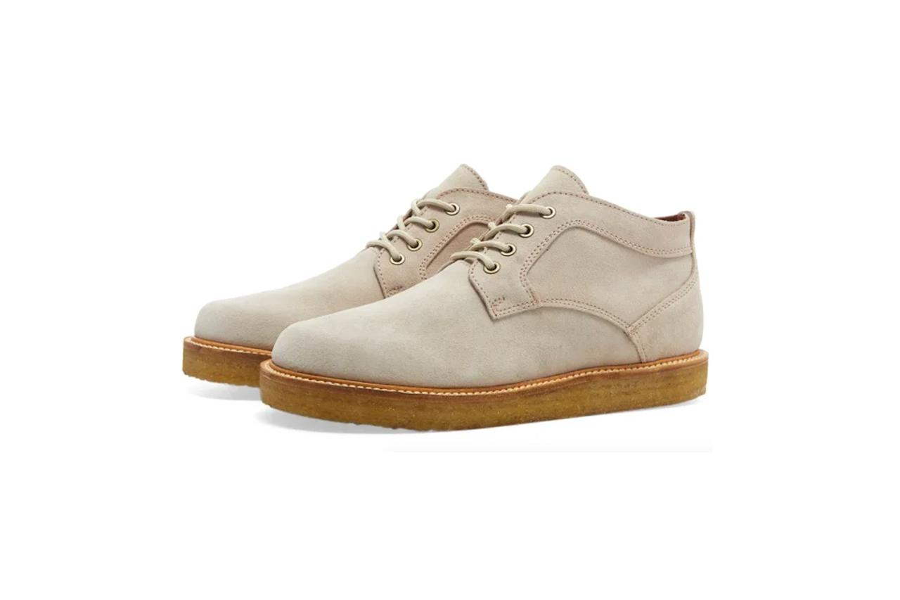 """$225, End Clothing. <a href=""""https://www.endclothing.com/us/wild-bunch-classic-boot-mst6-bgs.html"""">Get it now!</a>"""