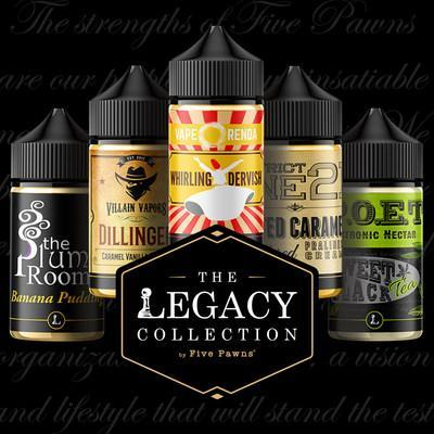 The Legacy Collection- by Five Pawns