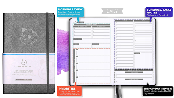 Get more productive and organized.