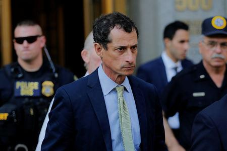 Ex-congressman Anthony Weiner released from prison after sexting scandal