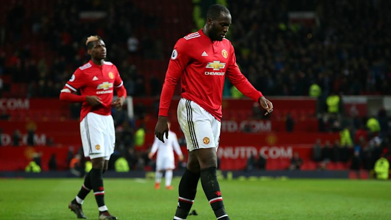 Pogba, Lukaku dropped as Rojo returns for Manchester United