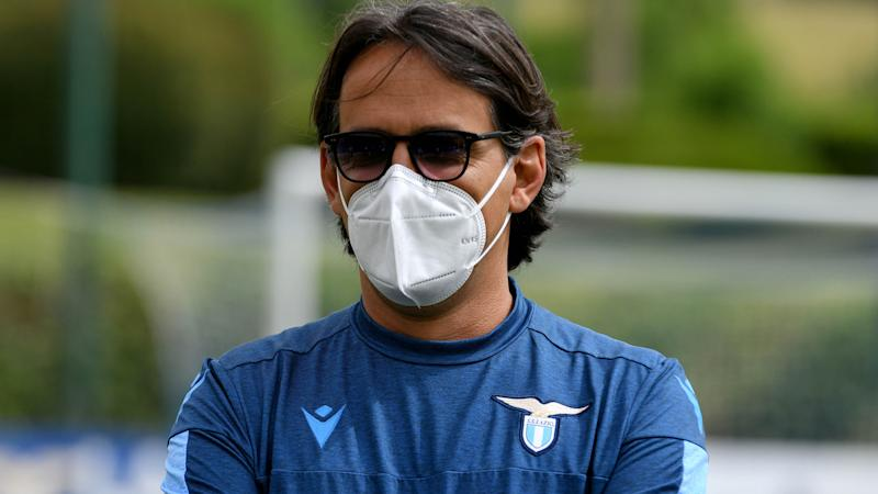 Coronavirus: Lazio coach Inzaghi eager to see Serie A resume
