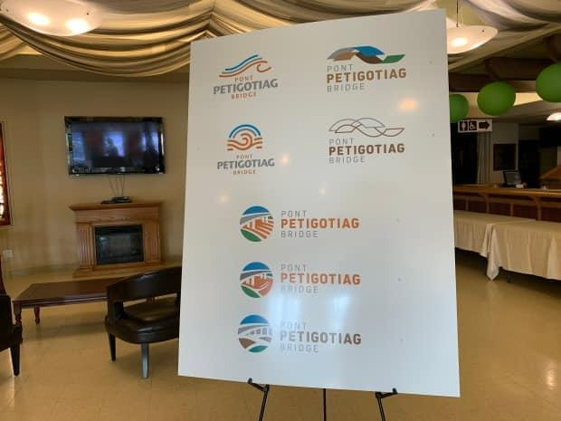 The Petitcodiac Riverkeeper organization has created several graphics featuring the proposed name.