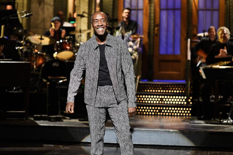 Saturday Night Live recap: Don Cheadle is willing, but the sketches are weak