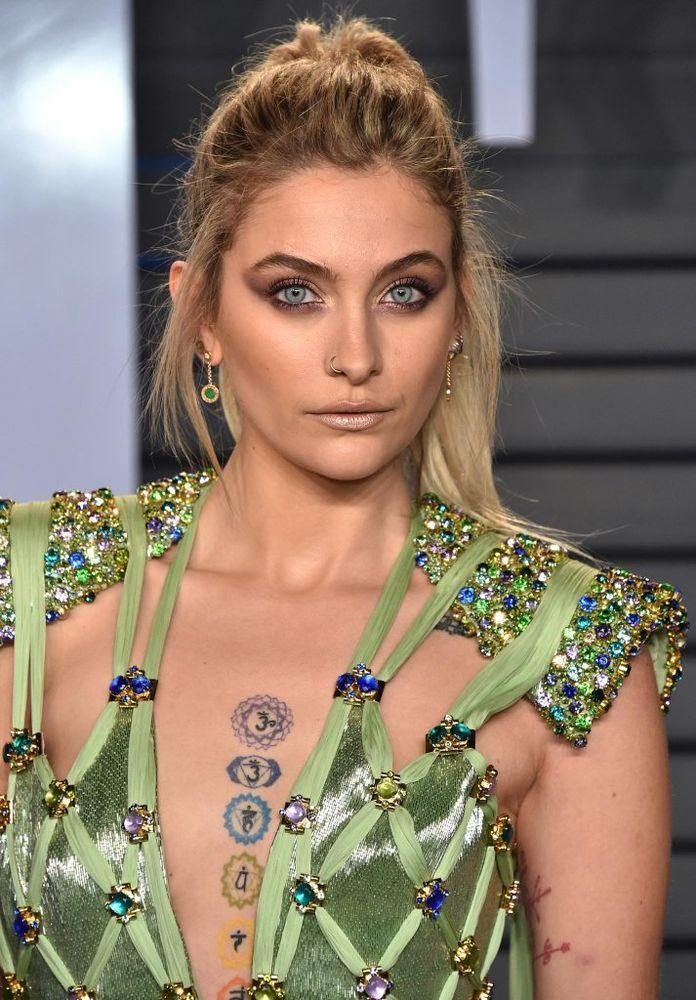 Grammys 2019: Paris Jackson Steps Out at Grammys Afterparty