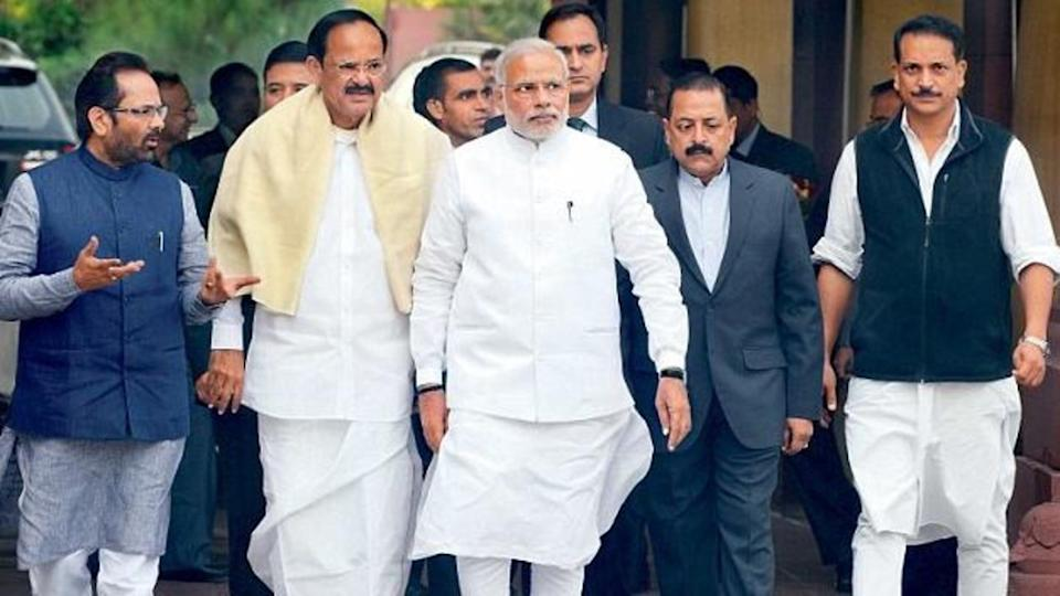 6 worst performers in the Modi cabinet: Details here