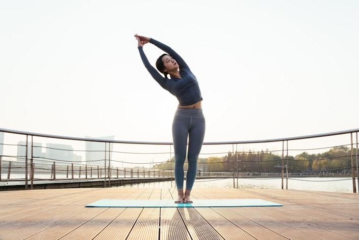 """<p><strong>Best for</strong>: cultivating self-acceptance </p><p>The Underbelly was co-founded by Jessamyn Stanley, the author of <em>Every Body Yoga, </em>who shows how yoga can be a path towards discovering self-acceptance. The app's classes or """"tracks"""" focus on """"Air"""" (connecting breath to movement), """"Earth"""" (grounding through postures), or """"Fire"""" (creating heat through flows). This breakdown may be great for someone who is new to yoga or someone who just wants a deeper understanding of what it can look like to reconnect to the breath and re-center. Stanley teaches each of the classes and many other series. You'll get access to all of them for only $9.99 a month.<br></p><p><a class=""""link rapid-noclick-resp"""" href=""""https://theunderbelly.com/"""" rel=""""nofollow noopener"""" target=""""_blank"""" data-ylk=""""slk:Join Now"""">Join Now</a></p>"""