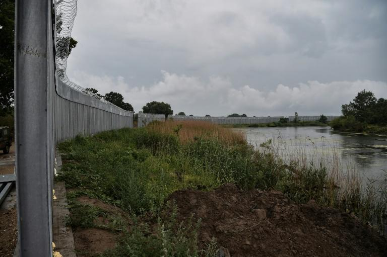 Greece has deployed cameras, radar and a 40-kilometre (25-mile) steel fence in northeastern Evros, its river border with Turkey, to try to stop migrants crossing into the country