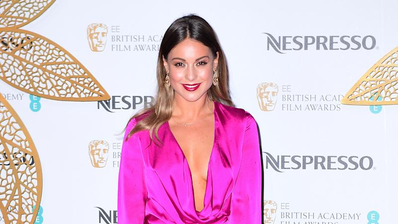 Louise Thompson gets tattoo tribute to fiance Ryan Libbey