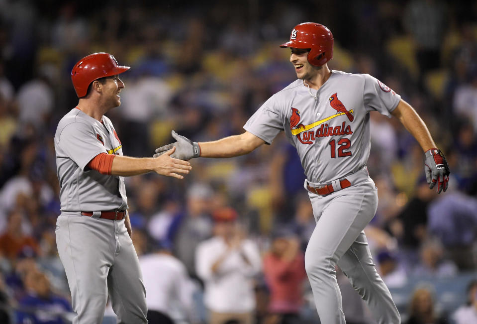 The St. Louis Cardinals have won 24 of 35 games and, lately, 16 of 20. (AP)