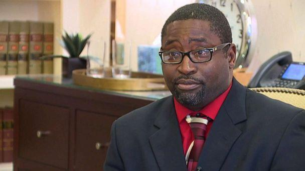 PHOTO: Sauntore Thomas filed a lawsuit against a Michigan bank on Wednesday, Jan. 23, 2020, accusing them of racial discrimination. (WXYZ)